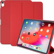 "Funda Libro lisa para Tablet iPad Pro 11"" Roja"