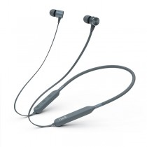 Auriculares deportivos bluetooth 4.2 con banda en el cuello Havit h969bt color Gris