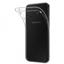 Funda compatible Samsung Galaxy A3 2017 Gel Transparente