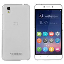 Funda compatible ZTE Blade A452 Gel Transparente