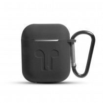 Funda de Goma para AirPods color Negro