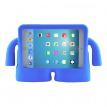 Funda Goma Para Tablet iPad Air Azul