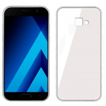 Funda compatible Samsung Galaxy A5 2017 Gel Transparente