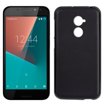 Funda compatible Vodafone Smart N8 Gel Mate Negra