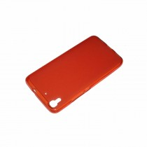 Funda compatible Huawei Ascend Y6 Gel Mate Roja