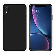 Funda iPhone Xr Gel Negra - Envío Gratis