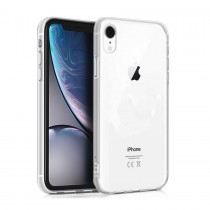 Funda iPhone Xr Gel Transparente - Envío Gratis