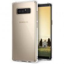 Funda compatible Samsung Galaxy Note 8 Gel Transparente