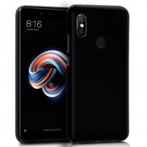 Funda Xiaomi Redmi Note 5 Gel Negra