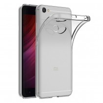 Funda compatible Xiaomi Redmi Note 5A Gel Transparente