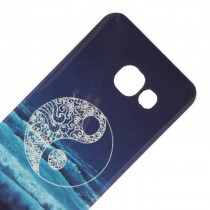Funda compatible Samsung Galaxy A3 2017 Gel Yin Yang
