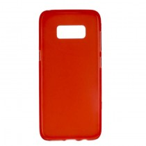 Funda compatible Samsung Galaxy Note 8 Gel Mate Roja