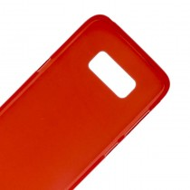 Funda compatible Samsung Galaxy S8 Gel Mate Roja