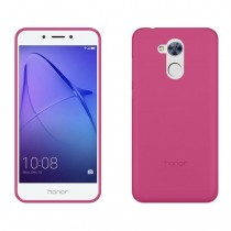 Funda compatible Honor 6A Gel Mate Rosa