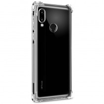 Funda compatible Huawei P20 Lite Transparente Anti Shock