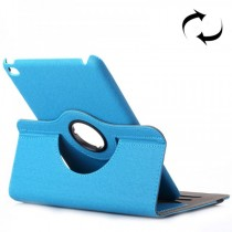 Funda Giratoria 360º compatible con iPad Mini 4 Azul