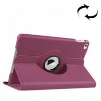 Funda compatible iPad Mini 4 Giratoria 360ª Morado