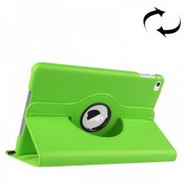 Funda compatible iPad Mini 4 Giratoria 360ª Verde