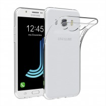 Funda compatible Samsung Galaxy J5 2016 Gel Transparente
