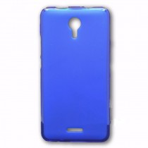 Funda compatible Wiko Jerry 2 Gel Mate Azul