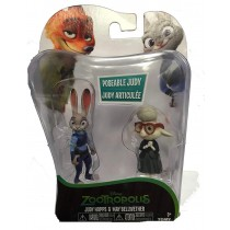Figura Judy Hopps & May Bellwether (Zootropolis) Coleccionista