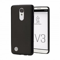 Funda compatible LG K10 2017 Gel Mate Negra