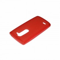 Funda compatible LG K8 Gel Mate Roja