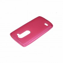 Funda compatible LG K8 Gel Mate Rosa