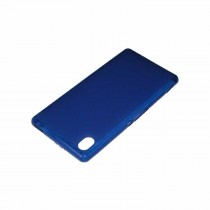 Funda compatible Sony Xperia X Gel Mate Azul