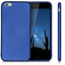 Funda Silicona Mate para iPhone 7/8 Azul