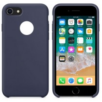 Funda Silicona Premium para iPhone X/XS midnight blue