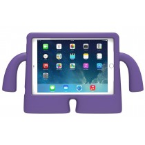 Funda Goma Para Tablet iPad 1/2/3/4 Morada