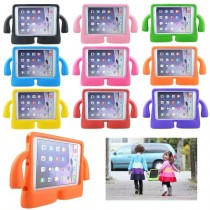 Funda Goma Para Tablet iPad Air Naranja