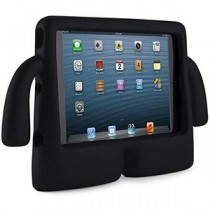 Funda Goma Para Tablet iPad Air Negra