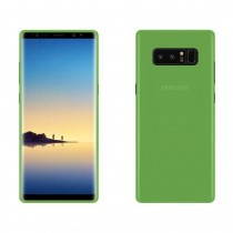 Funda compatible Samsung Galaxy Note 8 Gel Mate Verde