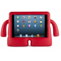 Funda Goma Para Tablet iPad Air Roja