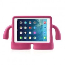 Funda Goma Para Tablet iPad 2/3/4 Rosa