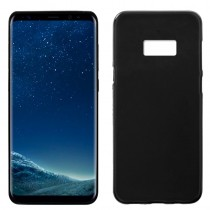 Funda compatible Samsung Galaxy S8 Gel Mate Negra