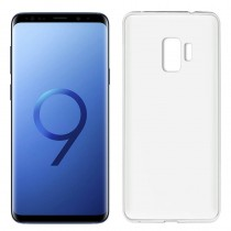 Funda compatible Samsung Galaxy S9 Gel Mate Blanca