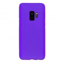 Funda compatible Samsung Galaxy S9 Gel Mate Morada