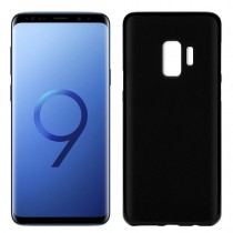 Funda compatible Samsung Galaxy S9 Gel Mate Negra