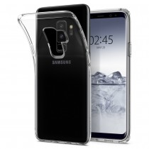 Funda compatible Samsung Galaxy S9+ Gel Transparente