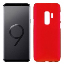Funda compatible Samsung Galaxy S9+ Gel Mate Roja