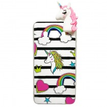 Funda compatible Samsung Galaxy J5 2016 Gel Relieve Unicornio