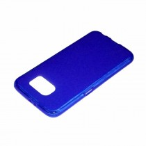 Funda compatible LG X Cam Gel Mate Azul