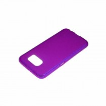 Funda compatible Lg X Cam Gel Mate Morada