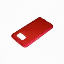 Funda compatible LG X Cam Gel Mate Roja