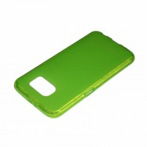 Funda compatible LG X Cam Gel Mate Verde