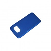 Funda compatible Samsung Galaxy S7 Gel Mate Azul