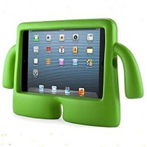Funda Goma Para Tablet iPad Air Verde